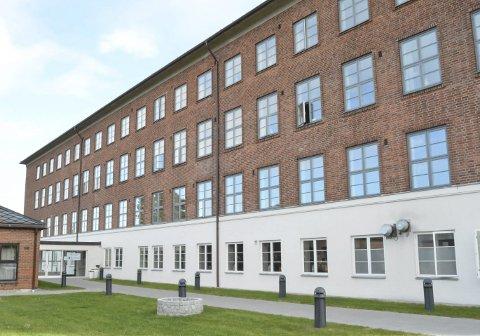FÅR STØTTE: Fredriksten hotell er en av Halden-bedriftene som har fått utbetalt korona-støtte i juni.