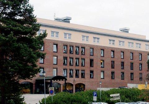 HELSEHUSET: Merker stor pågang av pasienter fra Sykehuset Østfold Kalnes.