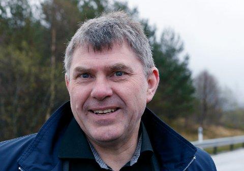 SP: Ole Johan Vierdal går trolig inn i sin tredje periode som ordfører i Vindafjord. Det er han klar for, forteller han.   Arkivfoto: Harald Nordbakken
