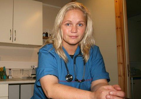 Ny ordfører: Kari Anne Bøkestad Andreassen tar steget fra varaordfører til ordfører i Vevelstad fra og med 7. oktober. Hun blir dermed kommunens første kvinnelige ordfører. Foto: Ann-Helen Moen