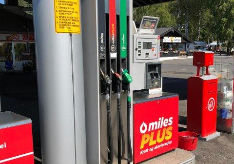 Circle K skryter av at de støtter Apple Pay. Men ikke hvis du bare skal fylle drivstoff raskest mulig.