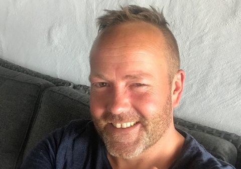 Stian Holmedahl driver Back App Norge AS, og har solgt den lokalt utviklede balansestolen siden 2006.