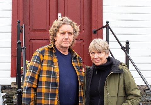 Dag og Anita Gaassand starta med Air bnb i 2018. 2020 blei alt anna enn roleg, trass avbestillingsstorm i mars.