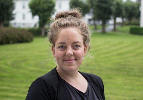 UNICEF: Leah Thorstensen, rådgiver på barns rettigheter i Unicef Norge, synes det er flott at Rollag kommune ønsker å satse på barna.