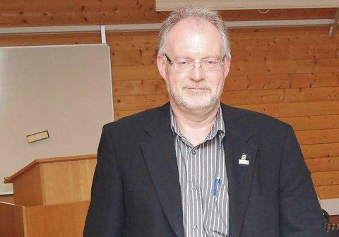 Optimist: Seksjonsleder Olav Nord-Varhaug i Miljødirektoratet i Moskenes da forslaget om nasjonalpark ble lansert for ti år siden.