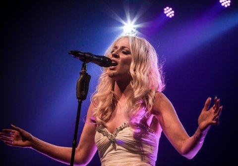Da Linda Odinsen flyttet tilbake fra England, ga hun slipp på musikkarrieren.