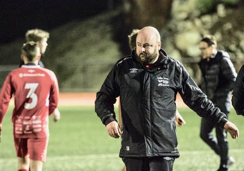 GIR SEG: Steinar Bjørnstøl gir seg som Kvinesdal-trener etter denne sesongen.