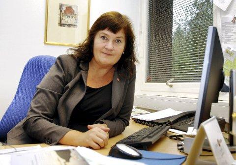 Bra: Inger-Lise Skartlien har besøkt Fontenehuset i Oslo, og likte det hun så.