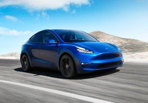 10 prosent større enn Model 3 og langt mer anvendelig: Det er ikke vanskelig å skjønne at denne bilen har stort potensiale.