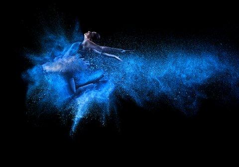 Den fargen vi mennesker liker best er blå.