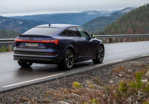 Audi e-Tron S 60