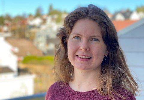 NY LEDER: Aurora Hagen er valgt til ny leder av Rødt Nordstrand