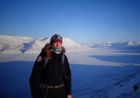 Ingvild Øyjordet fra Vågå har fått jobb hjå Sysselmannen på Svalbard.