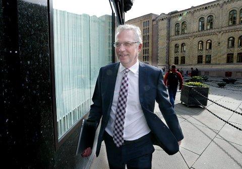 Stortingsrepresentant Øyvind Korsberg (Frp) (Foto: Vidar Ruud/NTB scanpix)