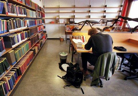 MINST FRAVÆR: Fraværet blant elever på videregående nivå i Troms har minket mest på Nordkjosbotn videregående skole.