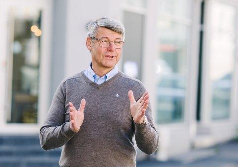 APELL: Generalsekretær Morten Andreas Meyer i huseiernes landsforbund mener norske banker må påta seg et betydelig samfunnsansvar slik at folk kommer seg gjennom korona-krisen med boligen i behold.