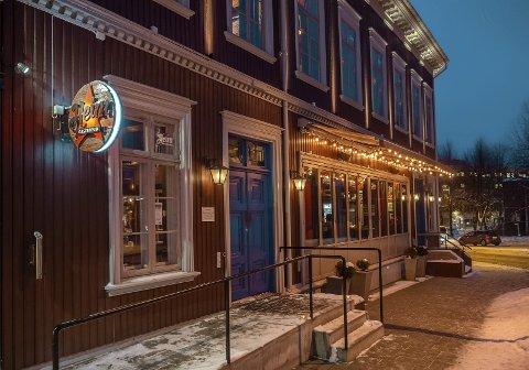 SØKER NY SJEF: Heim i Hunnsveien i Gjøvik snetrum søker ny daglig leder. Arkivbilde