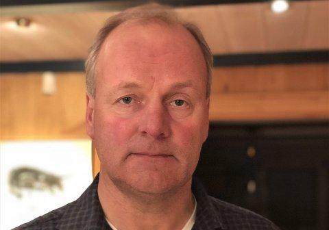 UFORSVARLIG: – Relativt ofte er det bare to politipatruljer som skal dekke hele Gjøvik, Toten og Land, sier Finn Arne Hvalbye, nestleder i Politiets Fellesforbund Innlandet.