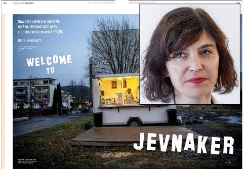 Kjersti Løken Stavrum er blant dem som har kritisert reportasjen i Dagens Næringsliv. I kveld møter hun redaktør Live Fedog Thorsen til debatt i Dagsnytt18.