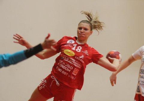 MARKERTE SEG: Silje Alvestad skal spille J19-EM for Norge som starter denne uken.