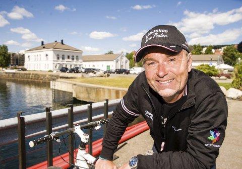EVENTYRLIG: – Dette har vært et TV-eventyr, sier Dag Erik Pedersen om programmet han har ledet siden 2009. Nå gir han seg.