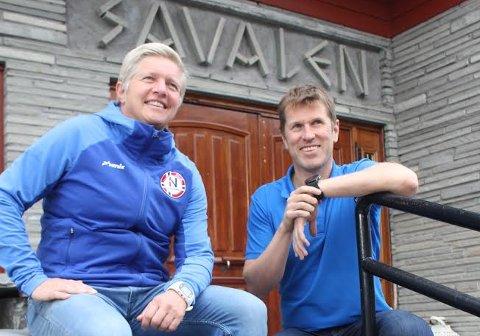 TILBAKE: Edel Therese Høiseth var en av idrettsheltene for Per Morten Hektoen under oppveksten på Savalen.