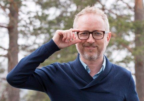 WWF: Generalsekretær Bård Vegar Solhjell i WWF (Verdens naturfond)  Foto: NTB scanpix