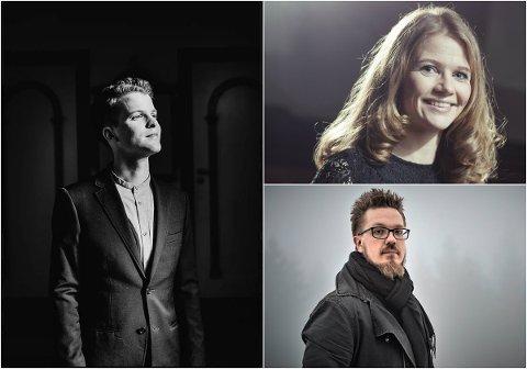 TIL ELVERUM: Guro Evensen Hjemli og Nivalis Barokk skal spille på Elverum kulturhus for første gang.