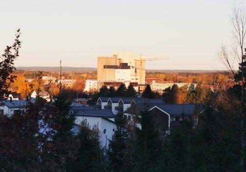 PÅ NEDRE HALVDEL: Rakkestad kommune endte totalt på en 201.plass av landets 365 kommuner. Best scoret kommunen på næringsliv.