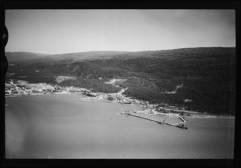 Mo i Rana, Langneset 1948