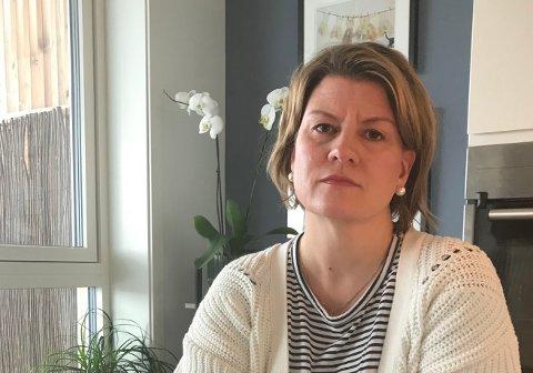 Administrerende direktør i Rana Blad AS, Rigmor Nygård Hansen.