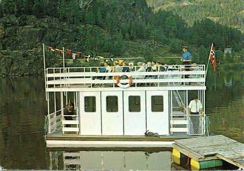 «Beia II» på Bromma i 1968
