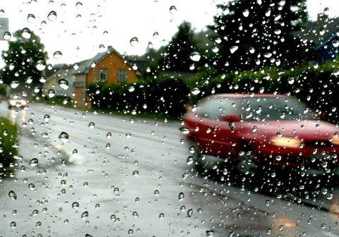 Det er mer regn i vente på Romerike, men det vil ikke by på store problemer.