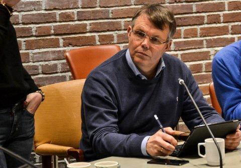 VIL TIL LANDSMØTET: Bror-Lennart Mentzoni mener det er synd at partiet ikke valgte sin egen gruppeleder i kommunestyret, ham selv, blant de syv delegatene til fylkesårsmøtet. Mentzoni ønsker også å representere fylkespartiet på det avgjørende landsmøtet 2. november.