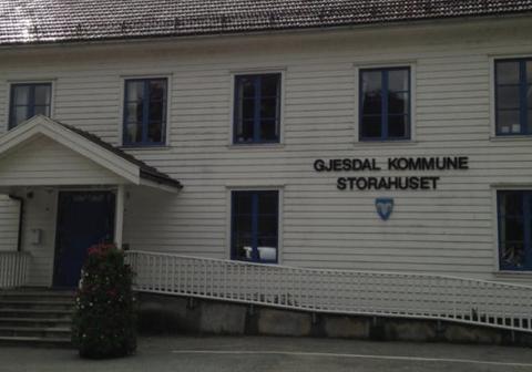 Det var i Gjesdal at hendelsen oppsto.