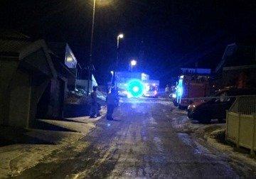 Bilulykke på Nordlandet midnatt natt til fredag.