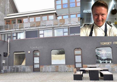 Så gjorde Arild om fisk til vin ... Her i de gamle lokalene etter fiskhallen åpner Arild Dybvik vinbaren Dråper by Jullum6.