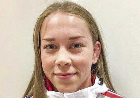 Silje Kippernes tapte kvartfinalen i bryte-EM.
