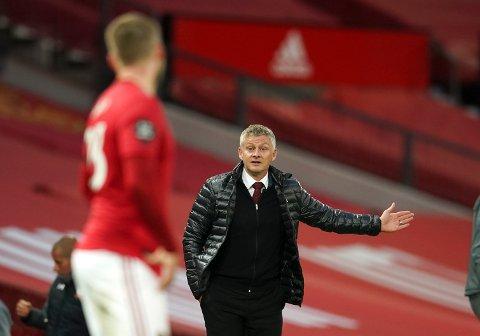 Solskjær og United jager det som kan bli tre avgjørende poeng i kampen for å løse billett til høstens mesterligagruppespill.