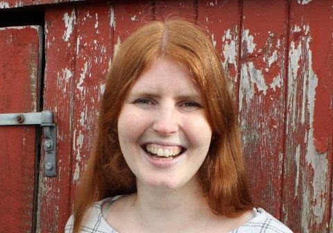 GJENVALGT: Victoria Smenes fra Kristiansund er gjenvalgt i KrF sitt fylkesstyre.