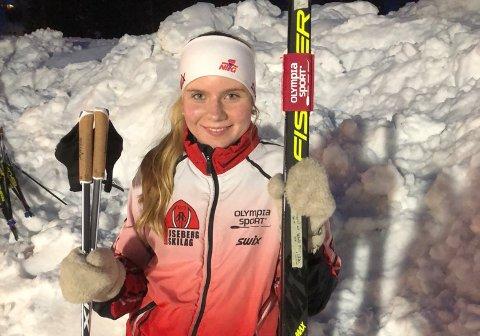 Gro Njølstad Randby har fått en fin start på sesongen.