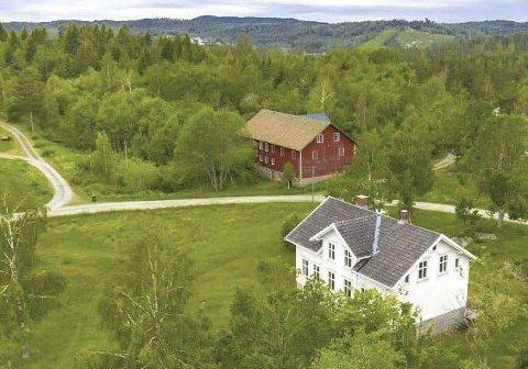Boplikt: Aslak Askland kjøpte denne landbrukseiendommen i fjor.