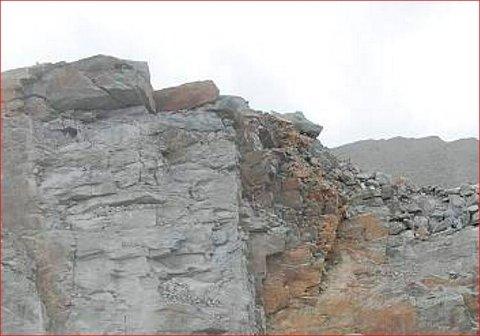 Grunneiers ansvar: Det er grunneieren som har ansvaret for å sikre steinbrudd og grustak.