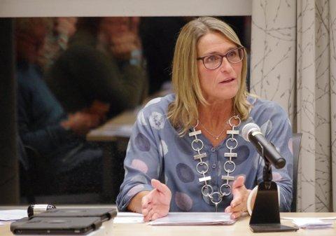 LANDBRUKSFOKUS: Ordfører Kristin Langtjernet er blant dem som bidrar under landbrukssamlingen på Teams lørdag 26. april.