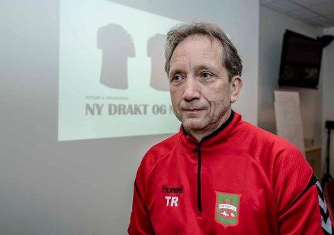 PROBLEM: Daglig leder Thor Ringstad i Nordby IL sier at hendelsene i Nordbyhallen er et problem.