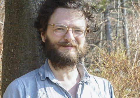 Gideon Steinberg: Listekandidat for Miljpartiet De Grønne i Sunndal.