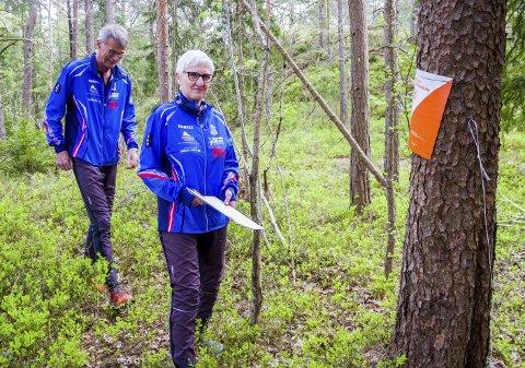 Ifølge Øystein Lien og Bodil Fidje Lien i Hope IL er de som benytter turorienteringskartene alt fra barnefamilier til folk som har passert 80 år.