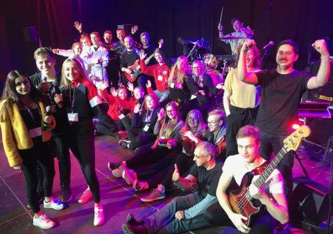 Klart for Bynatt i Bodø: - Vi gleder oss til dørene åpner, sier musikere og dugnadsgjengen.