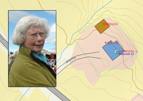 Elsa Petrine Hennie Norum (76) fra Misvær i Bodø kommune mener hun har betalt for mye i eiendomsskatt til Bodø kommune siden det ble innført i 2011. – Hvor kommunen har det fra at jeg driver med bergverk og utvinning, forstår jeg rett og slett ikke.