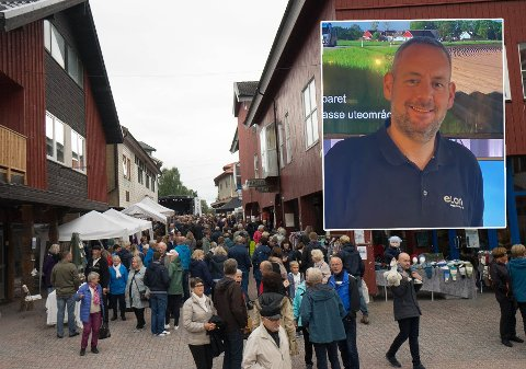 Nå arrangeres Rognan- og Markedsdagene i Saltdal. Foto: Foto: Erik Fastvold/privat